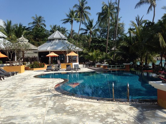 Pariya Resort & Villas Haad Yuan: Swimming pool at Pariya