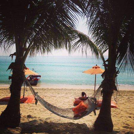 Pariya Resort & Villas Haad Yuan: Sit back & relax :)