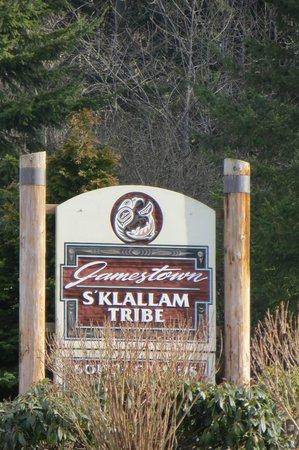 Quileute Indian Reservation: Jamestown S'Klalam