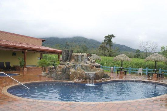 Hotel La Pradera: Swimming Pool