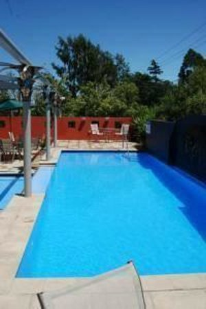Quality Hotel Marlborough : Outside Solar Heated Pool