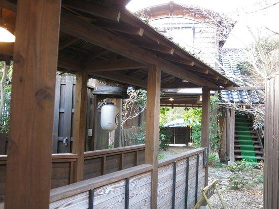 Kaede no Shoja: Ryokan environment