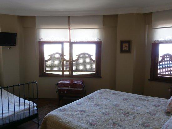 Emine Sultan Hotel & Suites: 4階部屋