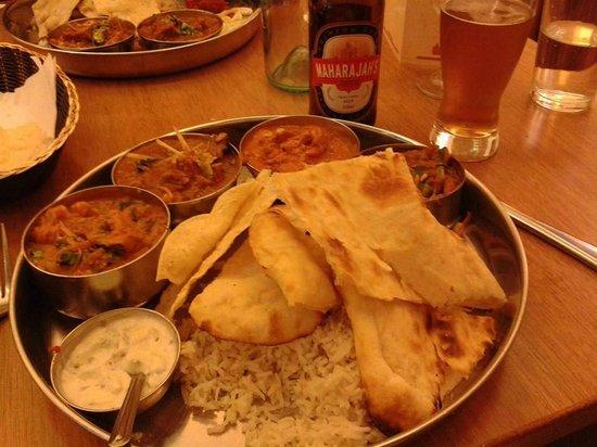 Annapurna hobart 93 salamanca pl restaurant reviews phone number photos tripadvisor - Annapurna indian cuisine ...