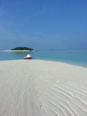 IslandWay Etos : Sandbank
