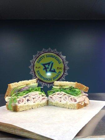Fatty Lumpkins' Sandwich Shack : Wham Bam Thank You Ham!