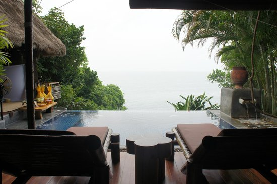 View Point Resort: Infinity pool, Pool Villa #2