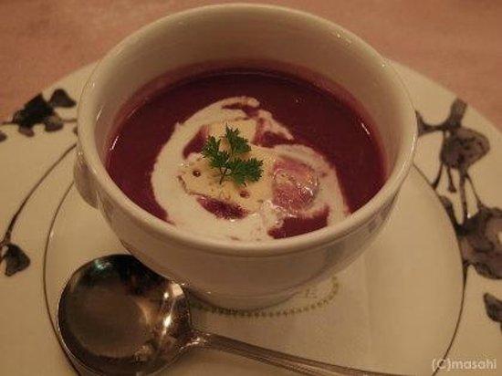 Restaurant Mitsuboshi : 料理
