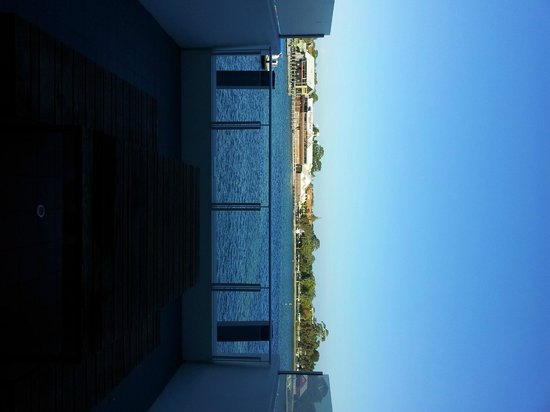 The Sebel Mandurah: view from our room