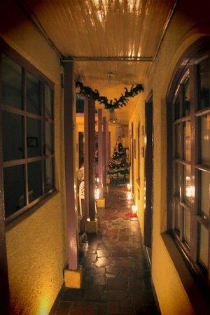 Hotel Casa Galeria: bij speciale gelegenheden