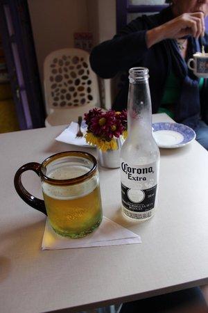Hotel Casa Galeria: in het café
