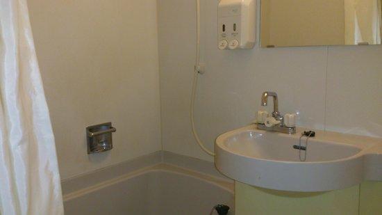 Toyo Hotel : 水回りも清潔でした
