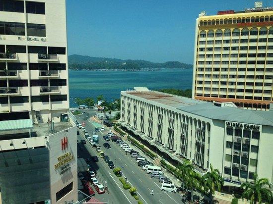 Hotel Capital: Sea view!
