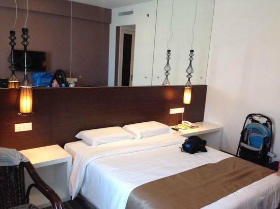 Hotel Capital: Room