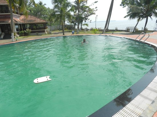 The World Backwaters : POOL