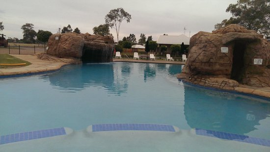 Tindarra Resort: Pool