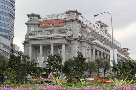 The Fullerton Hotel Singapore: Fullerton Hotel