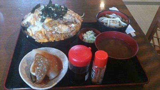 Koto : カツ丼
