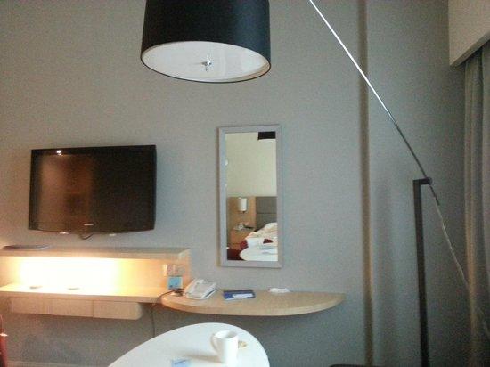 Novotel Suites Dubai Mall of the Emirates: Room view
