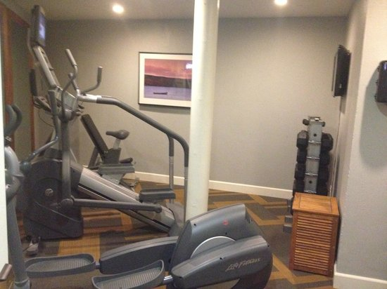 The Lodge at Tiburon: Workout Center