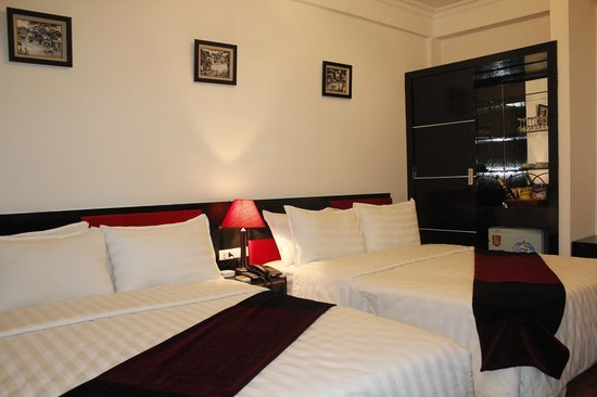 New Star Hotel Hanoi: superior room