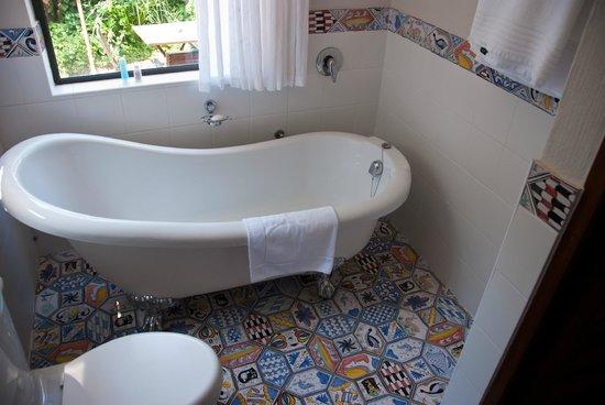 Comfort House B&B: Bathroom