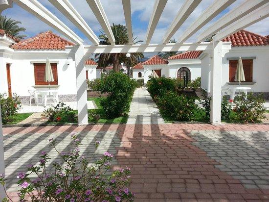 eó Suite Hotel Jardin Dorado: Hotel Grounds