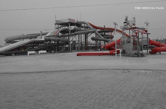 Funtasia Waterpark, Patna.