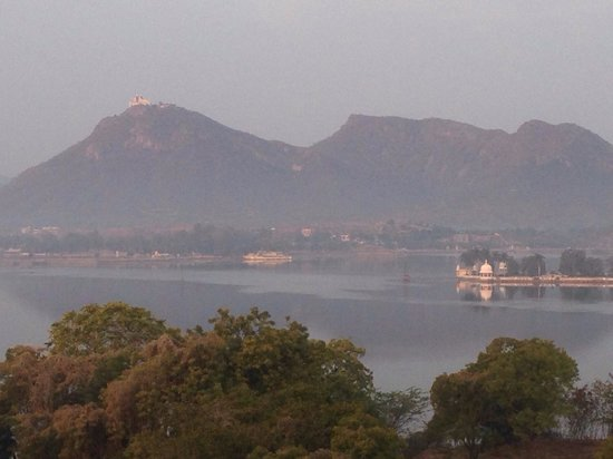 The Lalit Laxmi Vilas Palace Udaipur: What a majestic view, Udaipur, Indian city of lakes.