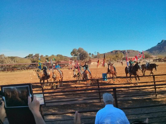 White Stallion Ranch: Saturday Rodeo