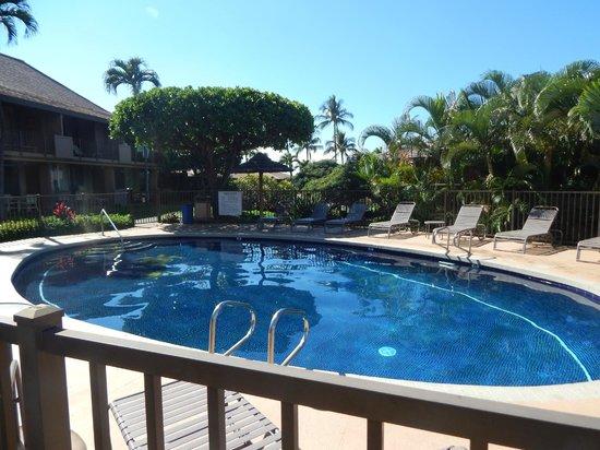 Maui Eldorado : One of the pools