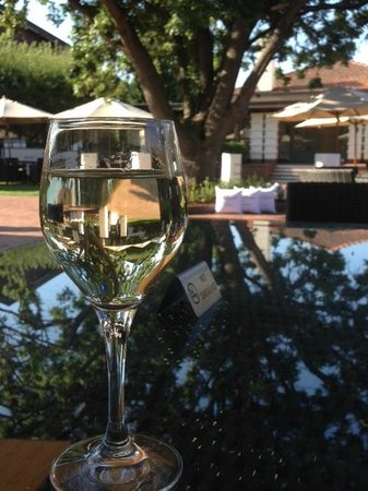 Hyatt Hotel Canberra : Hyatt Canberra Lobby Courtyard