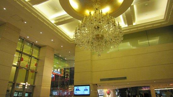 The Wharney Guang Dong Hotel Hong Kong : Lobby