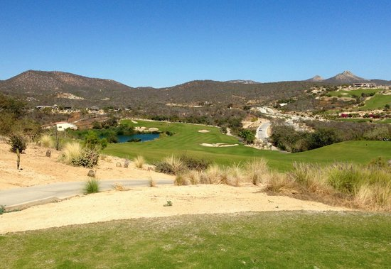 Puerto Los Cabos Golf Club: #18
