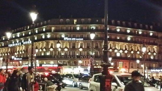 Mercure Paris Terminus Nord: Terminus Nord
