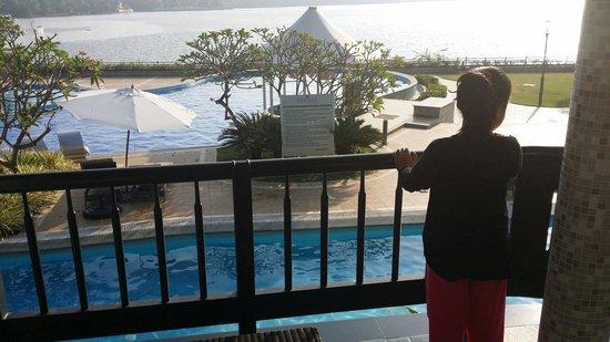 Ramada Resort Cochin: View from room 106
