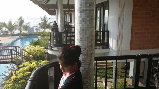 Ramada Resort Cochin: From the balcony