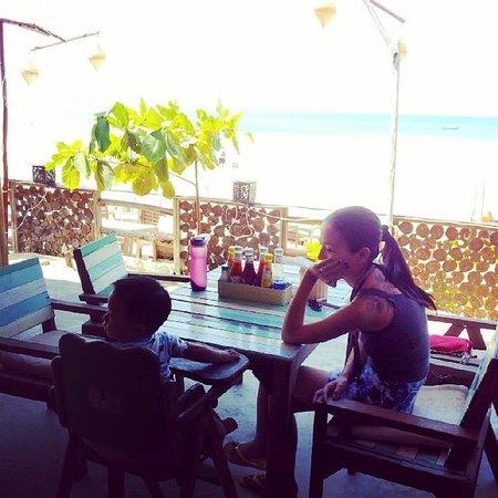 Banana Garden Home : hotel restaurant