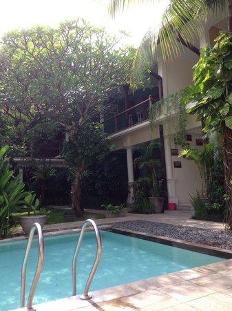 Puri Damai : One View from pool lounge