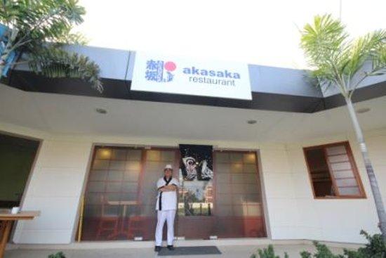 Akasaka japanese restaurant at inno geocity chennai for Akasaka japanese cuisine