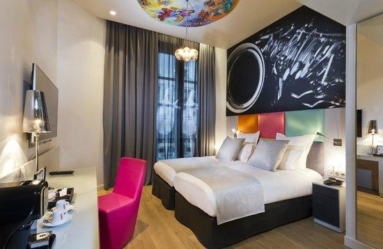 Lyric Hotel Paris : Twin Superieure