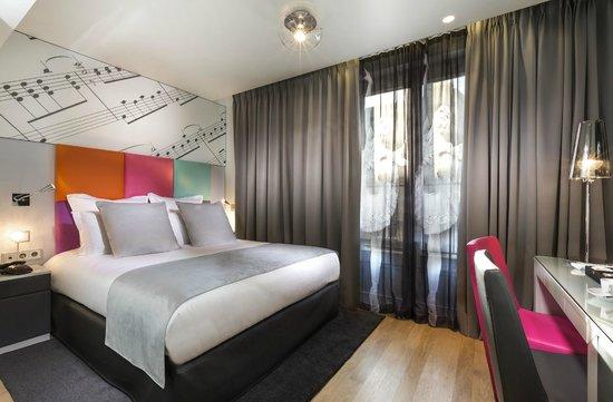 Lyric Hotel Paris : Double Business