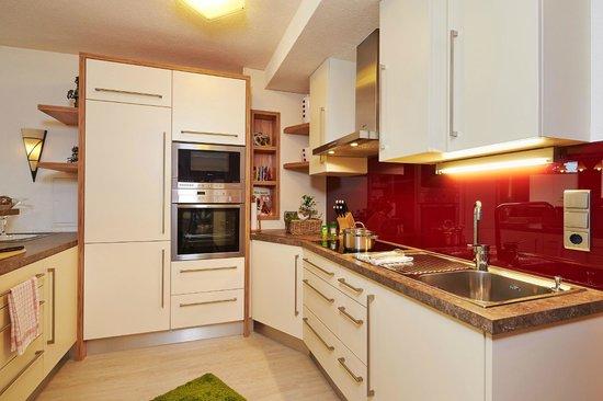 Grünwald Resort Sölden: Küche Apartment 2 Personen