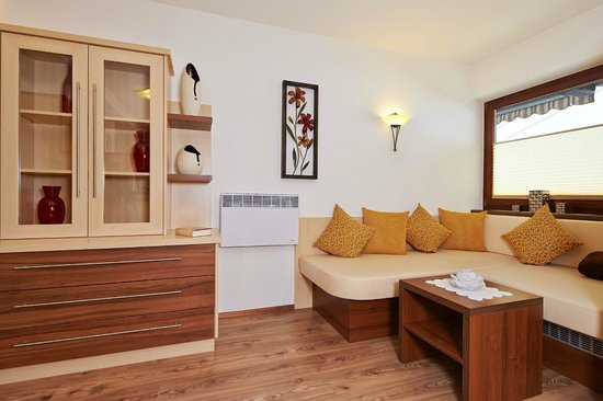 Grünwald Resort Sölden: Wohnraum Apartment 2 Personen