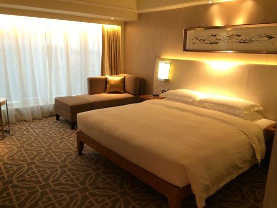 Grand Hyatt Beijing: Grand Suite bedroom