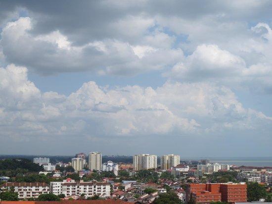 Hotel Equatorial Melaka : マラッカ海峡