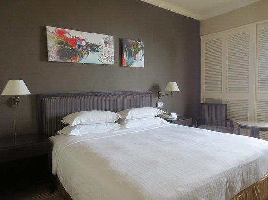 Hotel Equatorial Melaka : 部屋