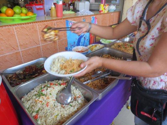 Hotel Equatorial Melaka : 食堂