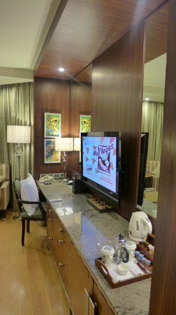 ITC Maurya, New Delhi: Advanced electronics