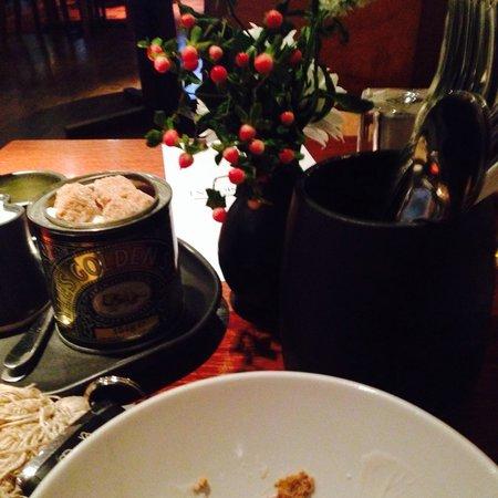Embankment Hotel: Breakfast